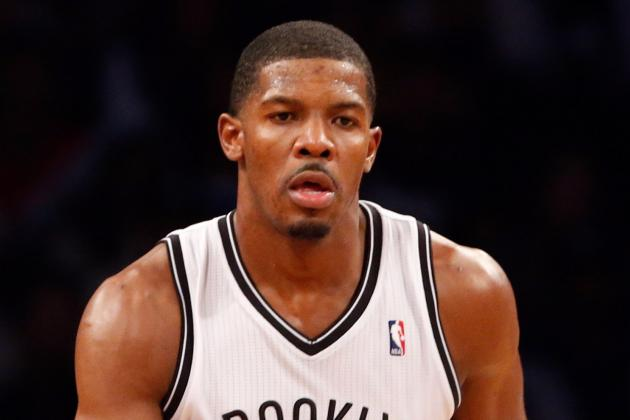 Video: Watch Andray Blatche Photobomb Joe Johnson