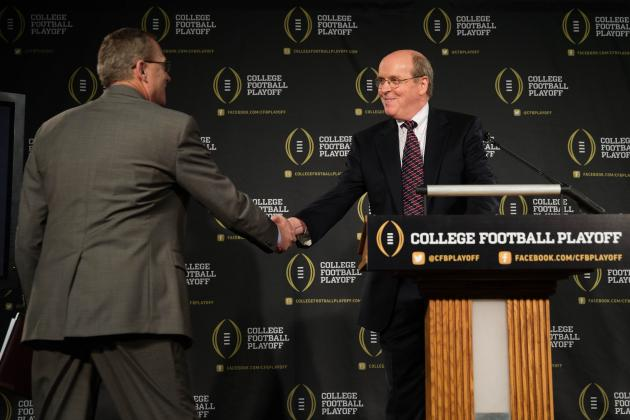 Next Year's College Football Playoff Has Issues, but It Will Solve Problems