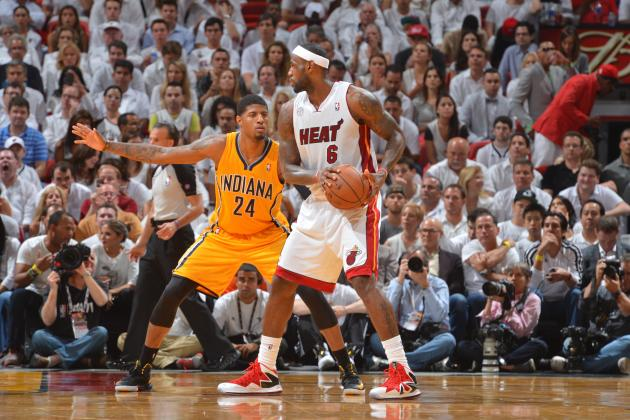 Paul George Says He's Best NBA Wing Defender, Calls Kevin Durant Toughest Cover