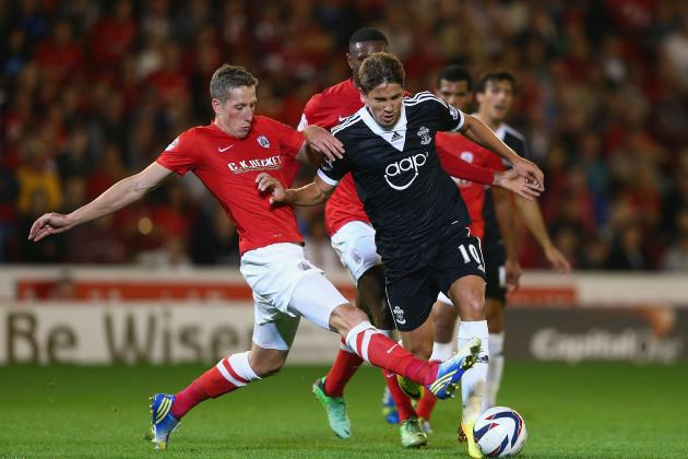 Gaston Ramirez: Why Southampton Should Let the Uruguayan Leave in January