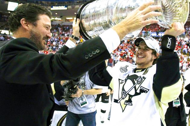 Will Sidney Crosby Eclipse the Legend of Mario Lemieux in Pittsburgh?