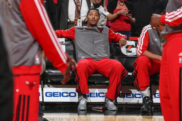 Derrick Rose Already Proving Decision to Sit out 2012-13 Season Was Right Move