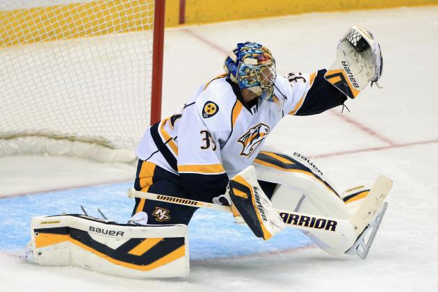 Pekka Rinne Injury: Updates on Predators Star's Hip and Return