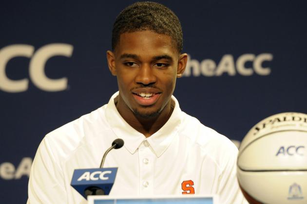 Chino Obokoh: His Syracuse Basketball Redshirt Year Robs the Orange...