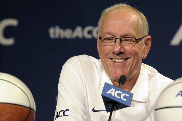 Jim Boeheim on Tyler Ennis: He's Going to Play About 38 Minutes a Game