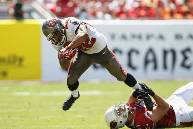 Panthers vs. Buccaneers: Tampa Bay Must Adjust to Life Without Doug Martin