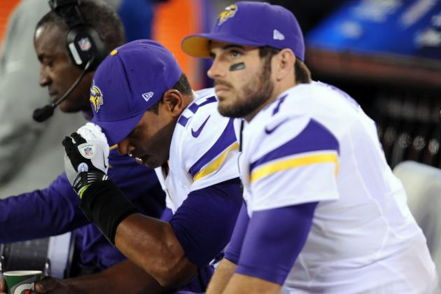 Can Christian Ponder Reclaim Vikings Starting QB Job This Weekend?
