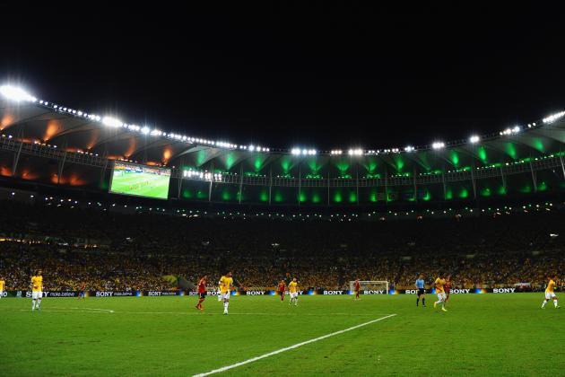 Brazil 2014 World Cup: Rio De Janeiro Guide to Maracana Stadium