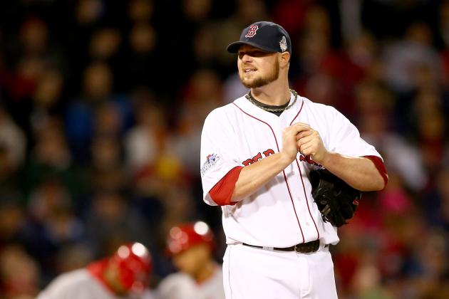 Why Jon Lester's Alleged Foreign Substance Had No Impact on Game 1