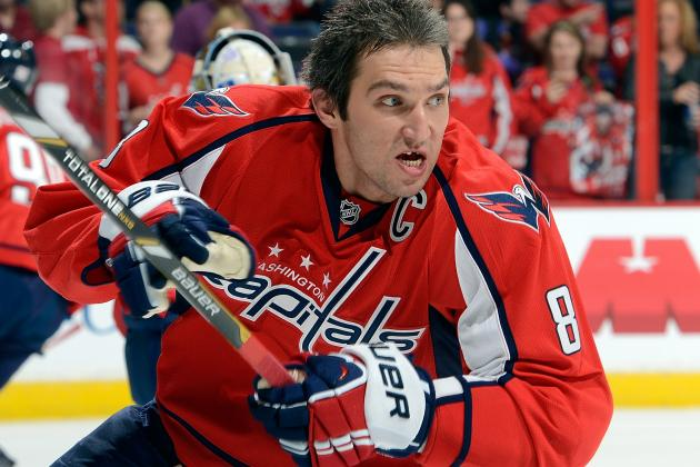 Will Alex Ovechkin Score 50 Goals in 50 Games?
