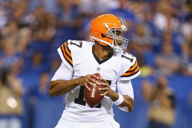 Andy Reid, Chiefs Players Respect Browns Quarterback Jason Campbell