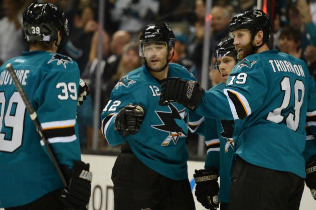 Why This San Jose Sharks Team Is Better Than Last Year's Team