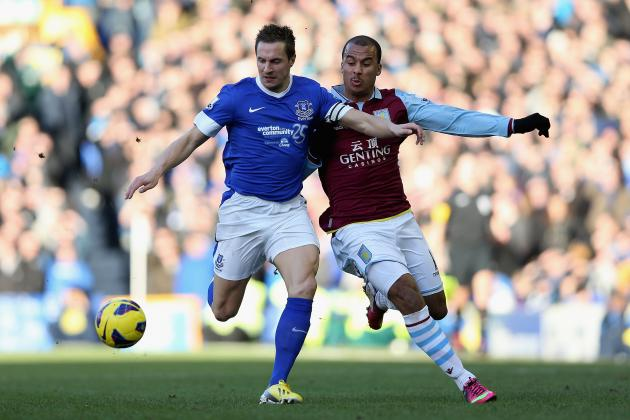 How Everton Will Line Up Against Aston Villa