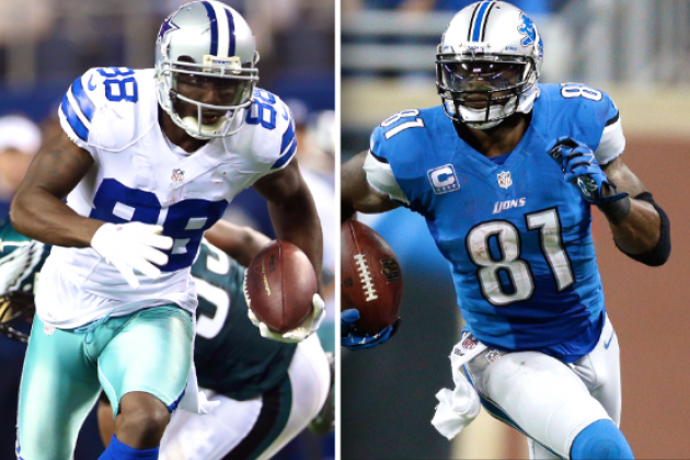 An In-Depth Breakdown of How Dez Bryant Stacks Up to Calvin Johnson