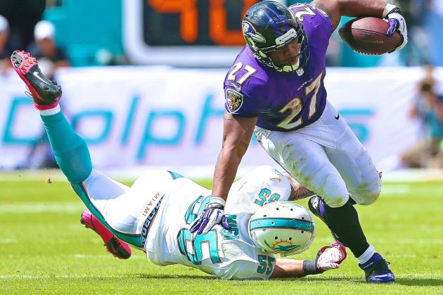 What in the World Is Happening to the NFL's Star Running Backs?