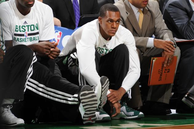 Why Rajon Rondo Is at a Definitive Turning Point in Boston Celtics Career