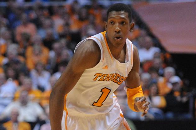 Vols' Josh Richardson Adds 3-Ball to His Arsenal