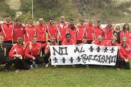 Italian Club Rioveggio Paint Faces Black to Protest Racism