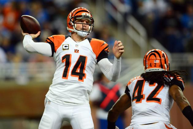 How Cincinnati Bengals Can Stay in AFC North Driver's Seat