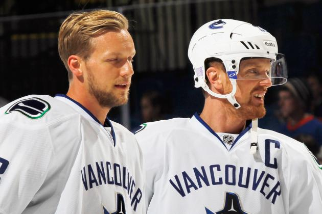 Canucks' Top Forwards Not Complaining About Ice Time