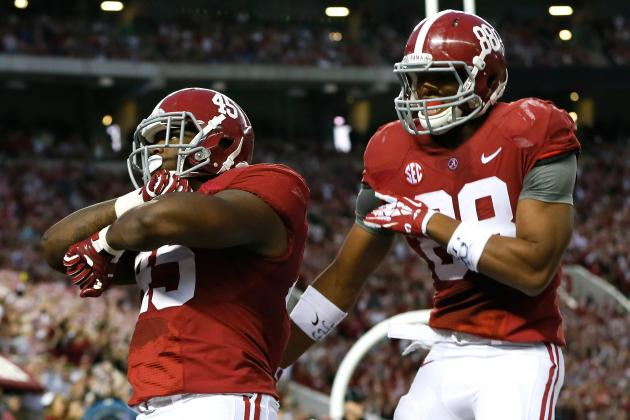 Is Oregon or Alabama More Likely to Stumble Before the BCS Title Game?