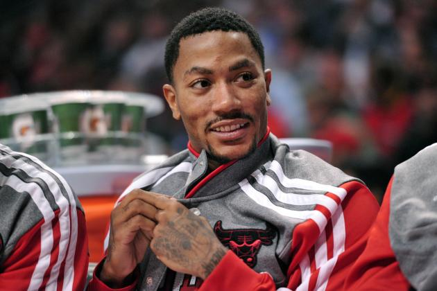 Kevin Durant Says Derrick Rose Has 'It' Factor