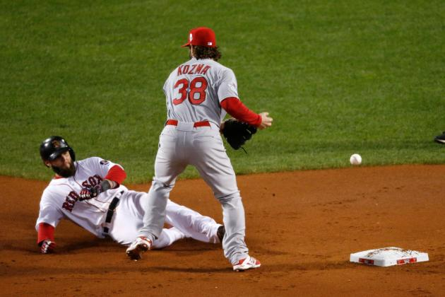 St. Louis Cardinals Must Put Game 1 Behind Them to Win World Series
