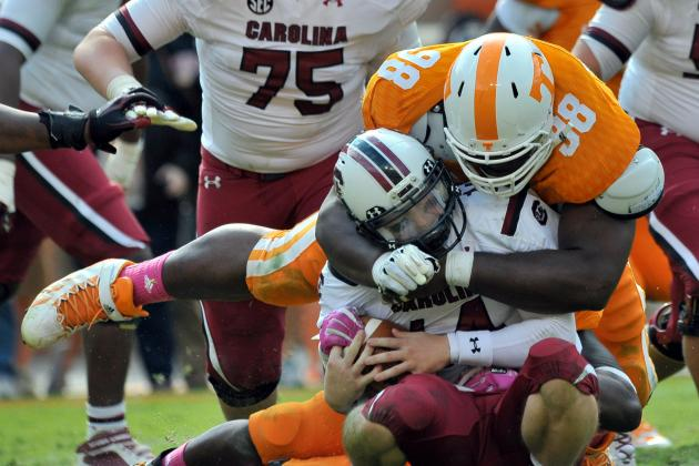 Tennessee vs. Alabama: How Can Vols Keep Momentum Rolling Against Tide?