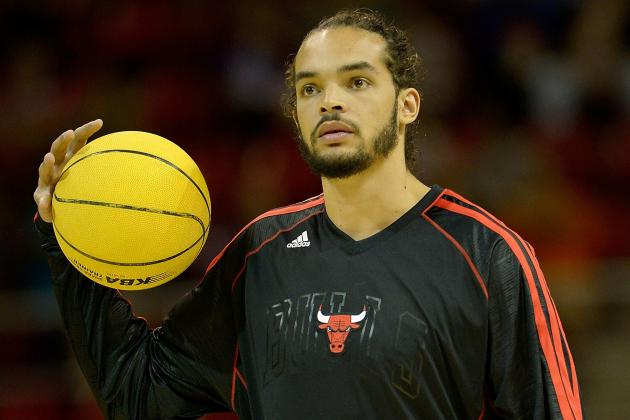 Is It Time for Chicago Bulls to Slam Panic Button Over Joakim Noah's Health?