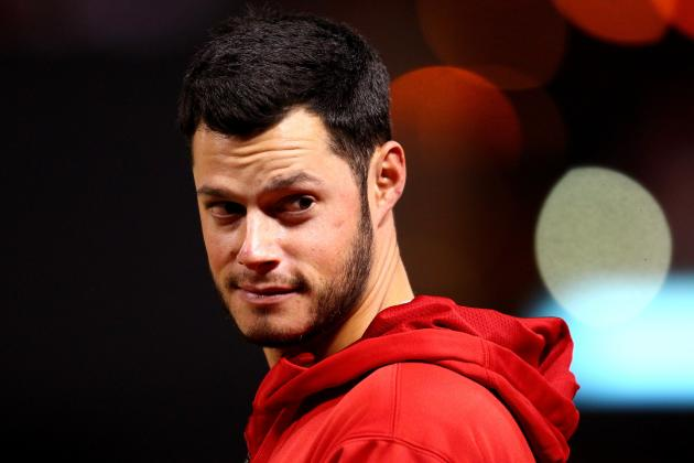 Joe Kelly and Girlfriend Ashley Parks Bring Laughs to World Series