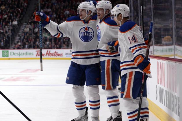 Winning End to Edmonton Oilers Trip 'Significant'