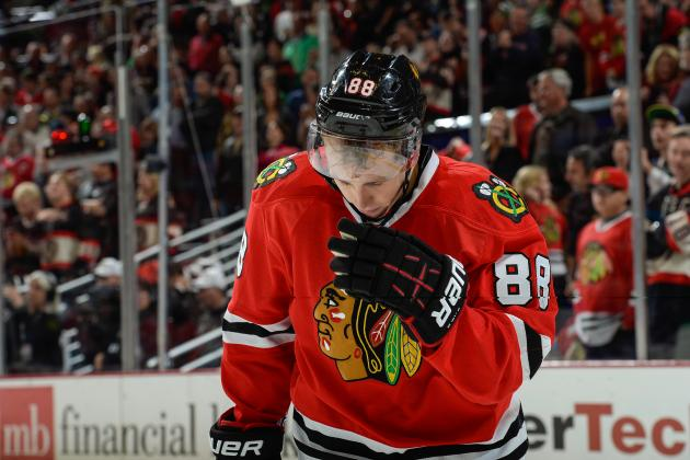 Why Have Chicago Blackhawks Failed to Protect Leads in 2013-14 Season?