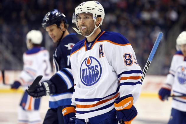 Gagner's Return Will Not Bump Gordon Down the Oilers Depth Chart