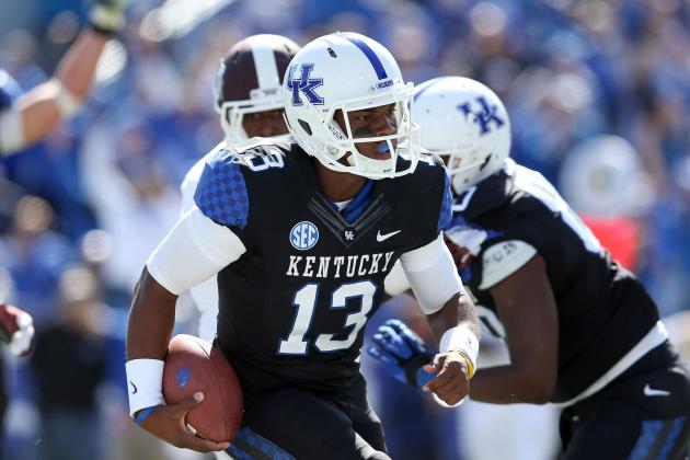 Kentucky vs. Mississippi State: Live Score and Highlights