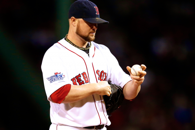 Did Jon Lester Load Up in Game 1? Sure He Did, but He Did It Wrong