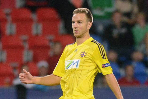 GIF: Ales Mertelj Hits Sweet Volley for NK Maribor