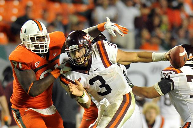 Why Virginia Tech vs. Miami Is the ACC's Most Underrated Football Rivalry