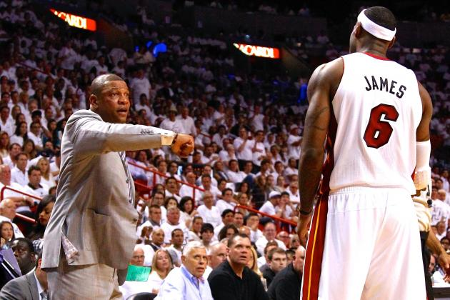 Doc Rivers Fires Back at LeBron, Defends Garnett and Pierce Leaving Celtics