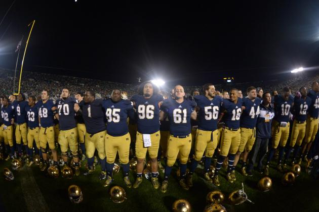 Notre Dame vs. Air Force: How Irish Can Make Most of Matchup with Falcons