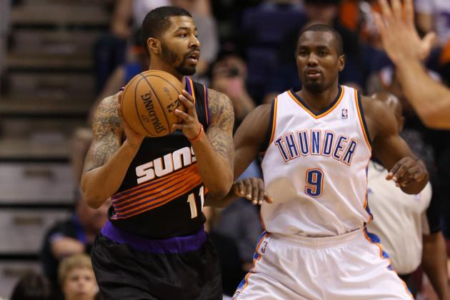 Markieff Morris Suspended for Hit on Ibaka