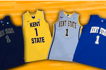 Kent State Fans to Choose Opener Unis