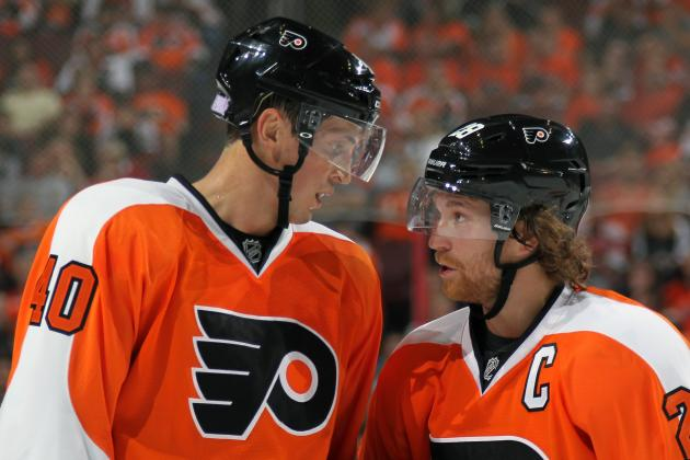 Can Vinny Get Giroux Going?