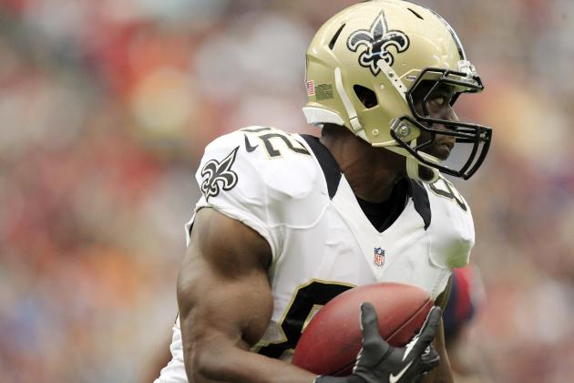Jimmy Graham's Injury Makes Ben Watson a Must-Add This Weekend
