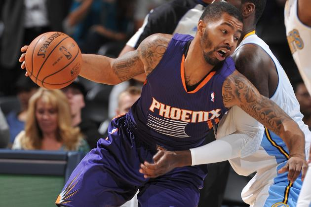 Suns' Morris Suspended One Game for Elbow to Ibaka