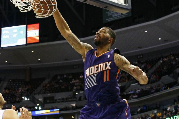 Markieff Morris Suspended One Game for Elbowing Serge Ibaka in Face