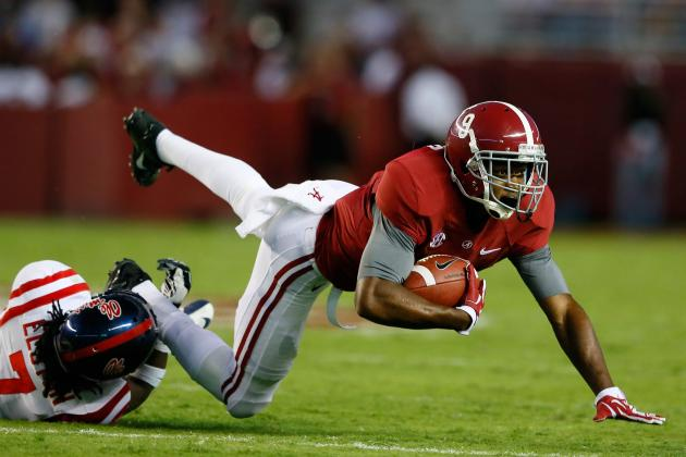 Alabama Football: Amari Cooper Still Looking for Breakout Game