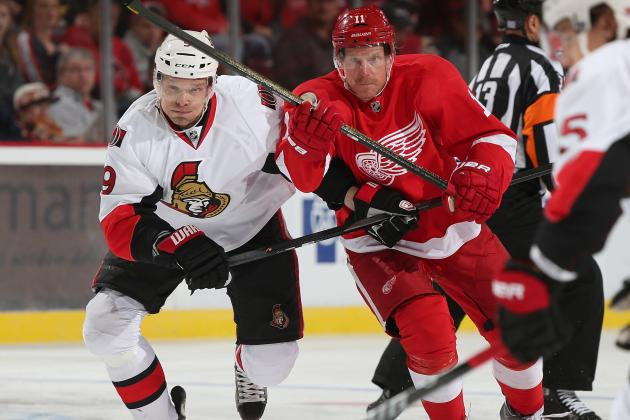 Detroit Red Wings' Big Loss to Senators Shows Alfredsson's Departure Is Personal