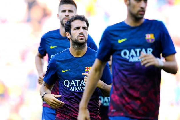 Cesc Fabregas Confesses He'd Like to One Day Return to Arsenal