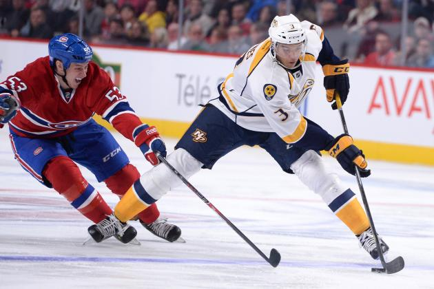 Teenage Sensation Seth Jones Already 'pretty Incredible' for the Predators