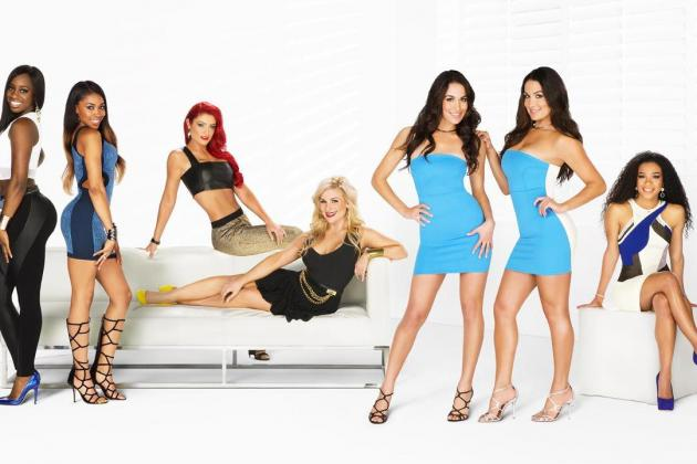 WWE Releases Plot Details for Season 2 of Total Divas